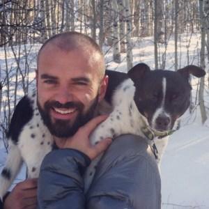 Matt LeBeau, marketing guy at The Happy Beast