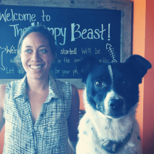 Natalie Soonthornswad, owner at The Happy Beast