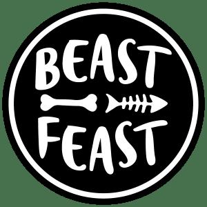 Beast Feast Logo - The Happy Beast