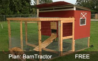 BarnTractor