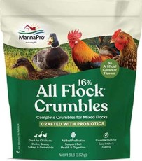 All Poultry Crumble Feed