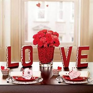 Valentine S Themed Room Decoration With Your Own Design