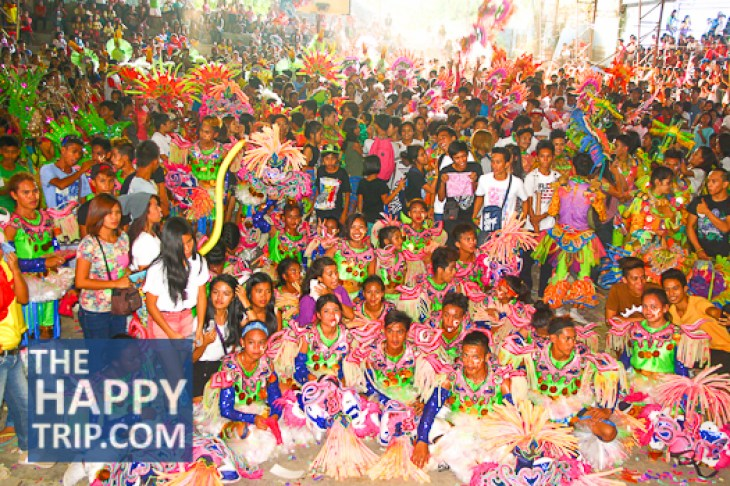 FIESTA TIME! NEGROS OCCIDENTAL'S CALENDAR OF EVENTS