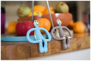 Matchstick Monkey teething toy 5 top tips for teething with the happy weaner