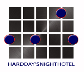 Hard days night hotel
