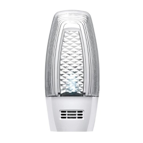 Light Led Shade Whit Pack 48561 2w W Leviton 120v 5 Etched Automatic 2 Night
