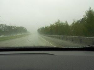 Adventures in Georgia - Tip of the Hurricane