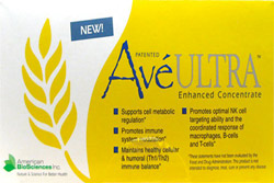 AveULTRA is the original fermented wheat germ extract that you know and love.