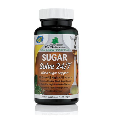 Use this supplement to regulate your blood sugar naturally.