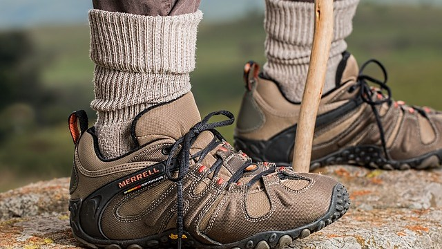 outdoor exercises for fall