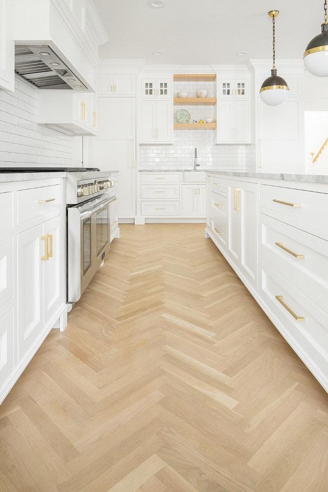 Design Trend Herringbone Wood Floors The Harper House