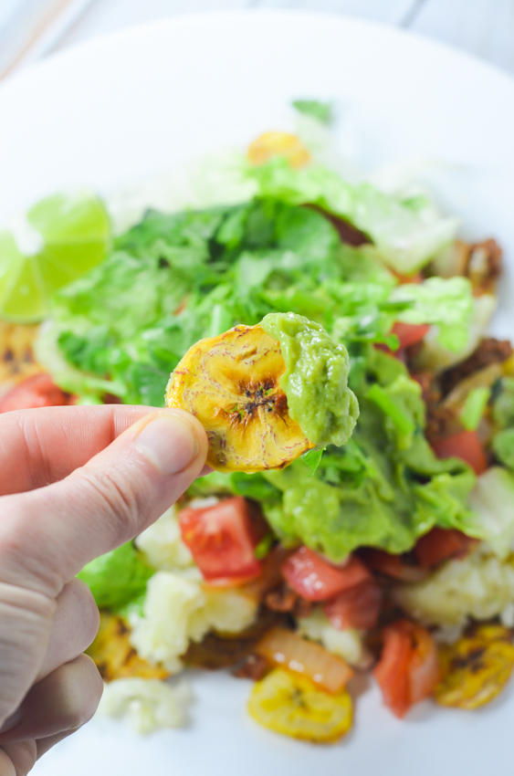 whole30 nachos gluten free grain free dairy free