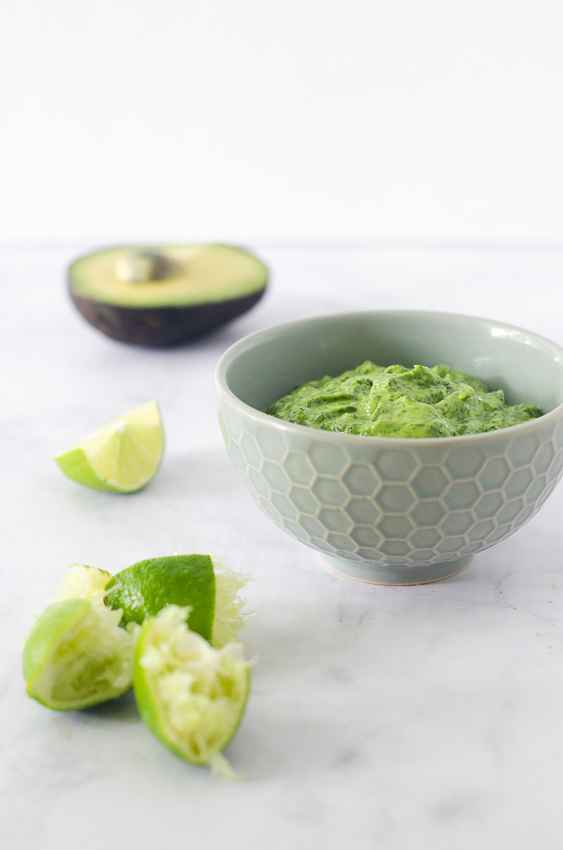 The perfect addition to any meal with a Mexican twist, this avocado cilantro lime dressing is a sure-fire winner. Ready in under 5 minutes, it contains just a few simple ingredients. Paleo, Whole30, low-carb, ketogenic, sugar-free, vegan.