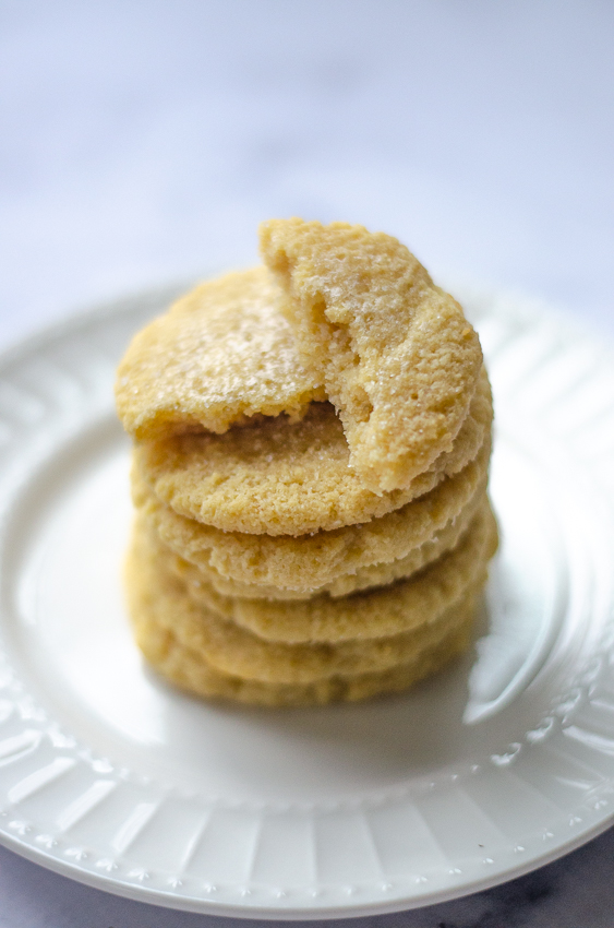 Keto sugar cookies? Doesn't that sound a little contradictory?! Well I'm here to tell you it's not! These are also gluten-free, grain-free, sugar-free, Paleo and low-carb.