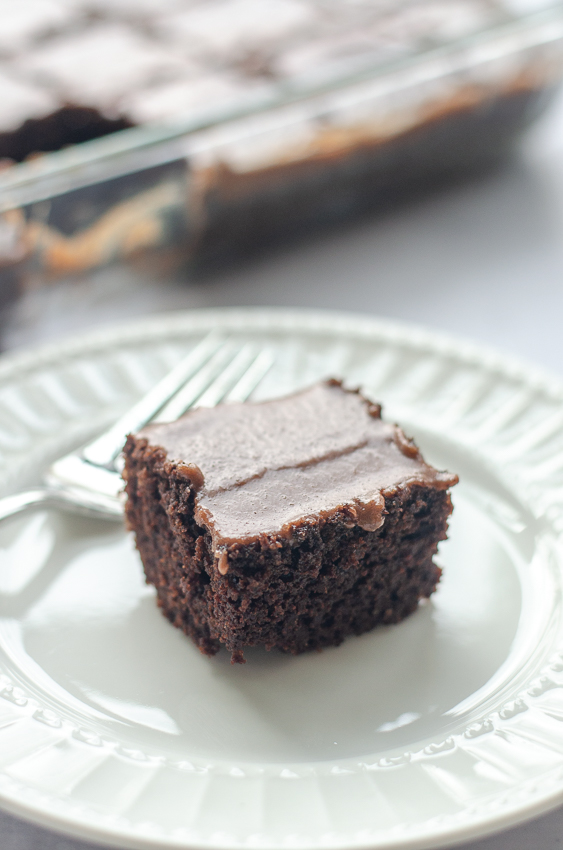 I'm not one to brag, but this super-moist chocolate cake is DEFINITELY the most delicious and fluffy recipe that I've ever made. It is by far my favorite dessert, and it's also low-carb, paleo, gluten-free, grain-free and dairy-free.
