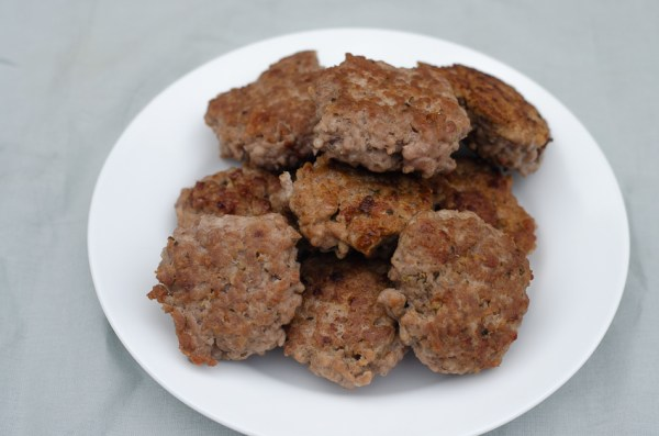 Are you looking for one of the easiest breakfast recipes you'll ever find? These homemade sausage patties are simple, flavorful and healthy! Keto, Paleo, Whole30.