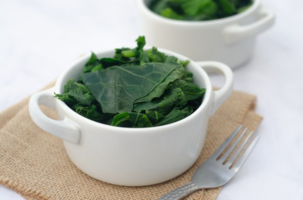 These easy sauteed bitter greens are a delicious addition to any healthy meal! This is a terrific recipe for any night. Keto, paleo, vegan, Whole30, gluten-free, dairy-free.