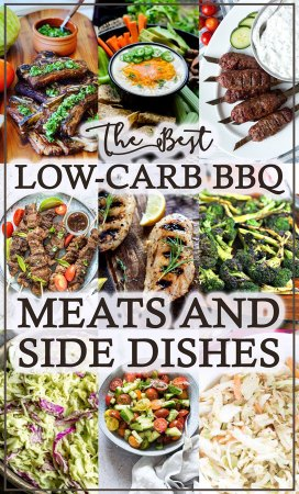 Looking to have a party but not sure what to serve? These low-carb BBQ recipes will give you all the inspiration you need for a successful event!