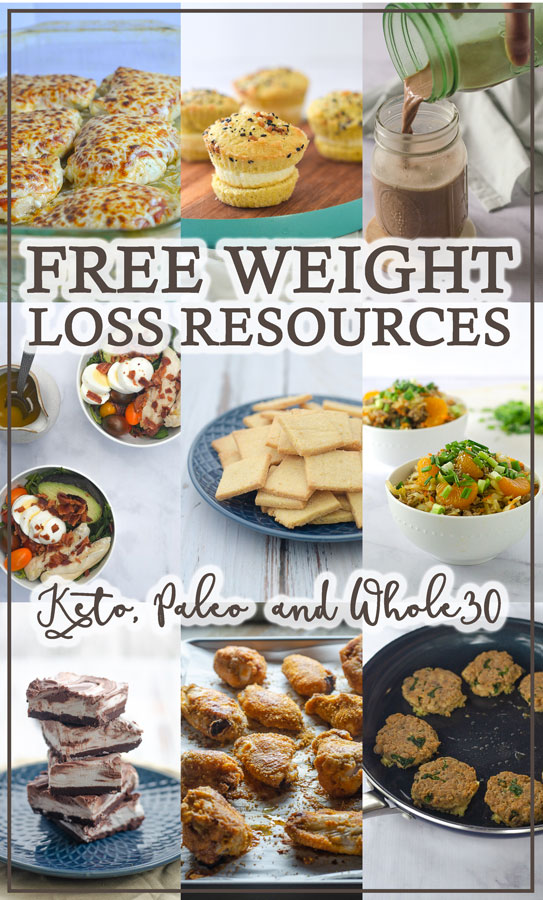 Are you struggling with weight loss? Here are some free resources to determine whether the keto, paleo or Whole30 diets are best for you to try first!