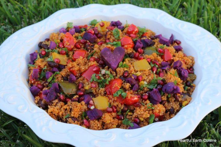 Carnival Quinoa