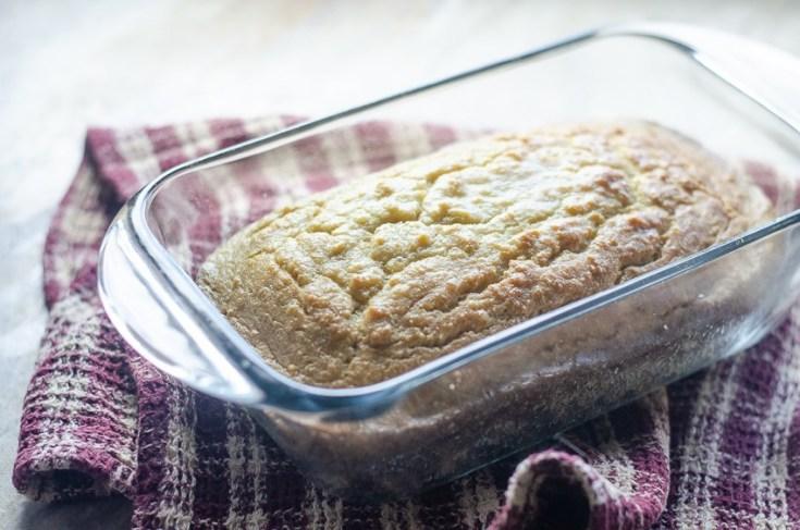 Super Easy Keto Bread