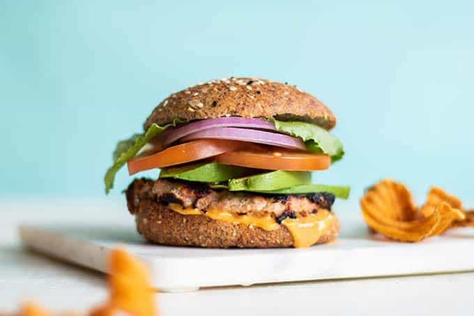 Gluten Free Hamburger Buns (Keto, Paleo)