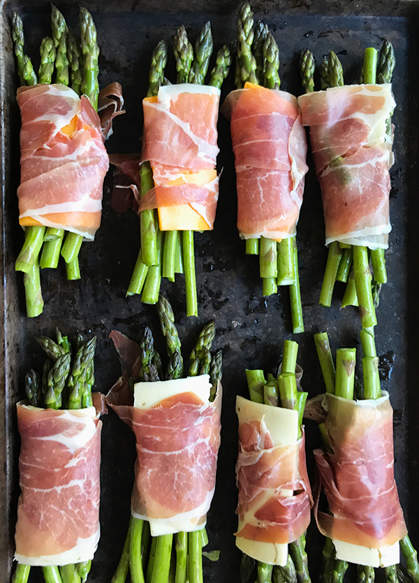 Prosciutto Wrapped Asparagus You Need To Make This Spring