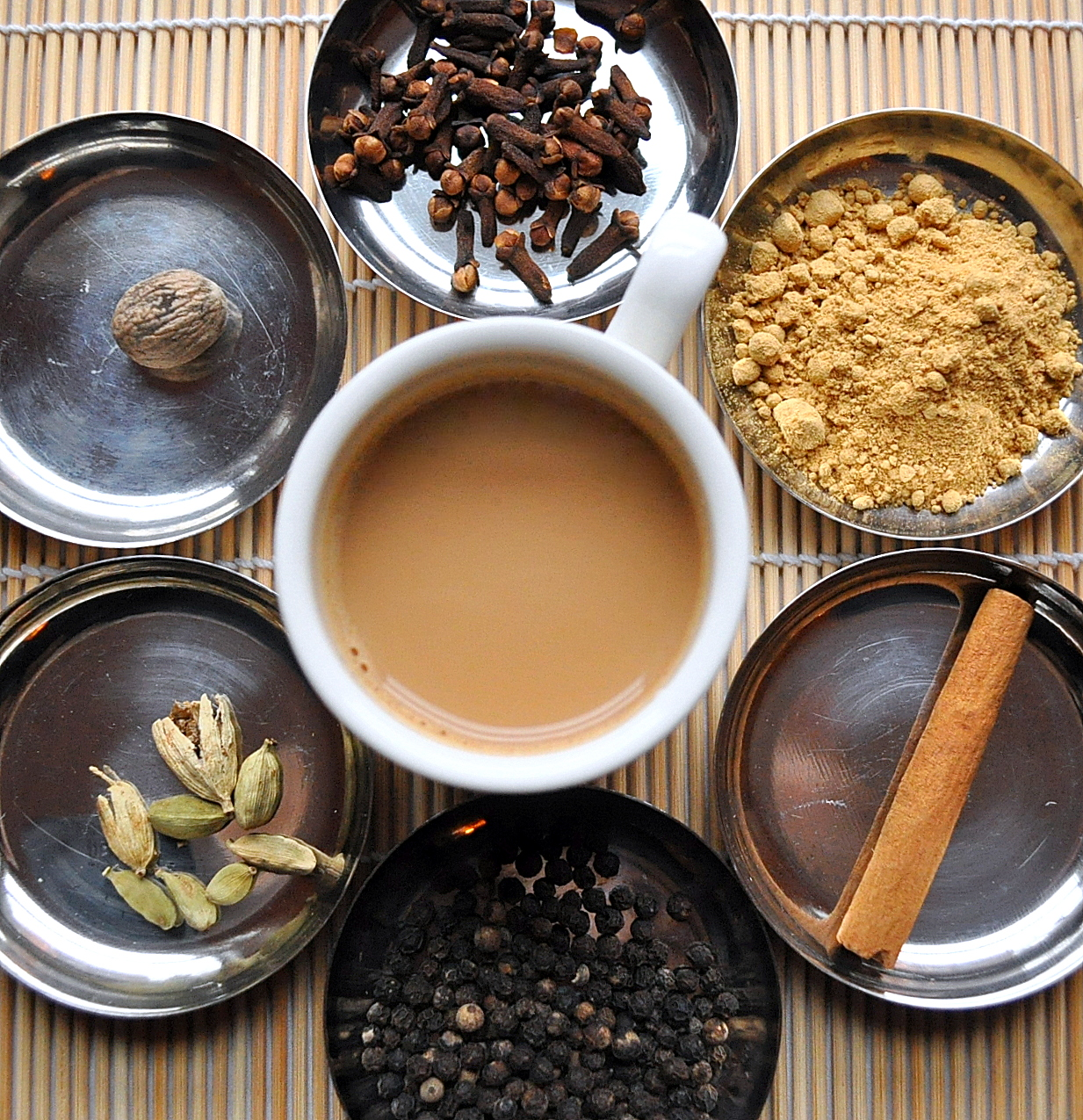 Indian tea. History and traditions