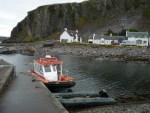 Seafari boat