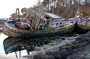 Wrecks at Salen (5)
