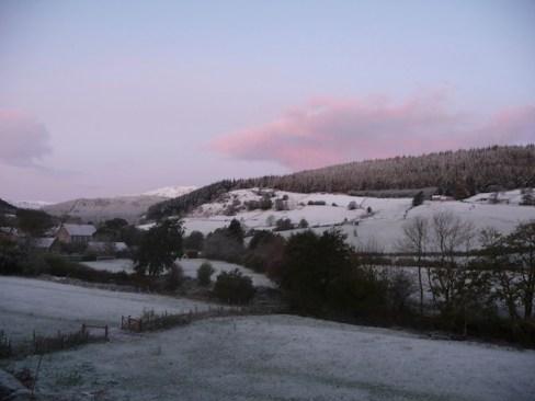 Penmachno, North Wales