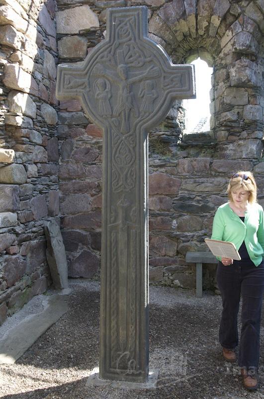 MacMillan's Cross, Kilmory Knap 2
