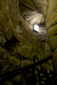 St Rule's Tower stair