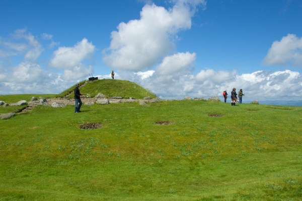 Dowsing at Cairnpapple 34