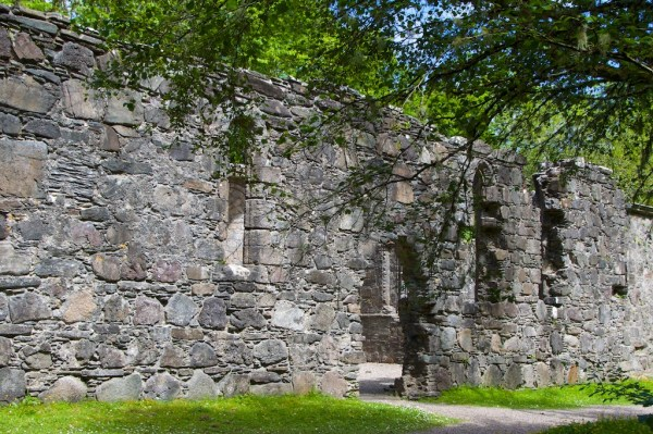 Dunstaffnage Chapel (3)
