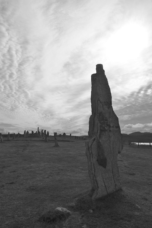 Callanish BW