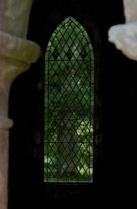 Dryburgh window