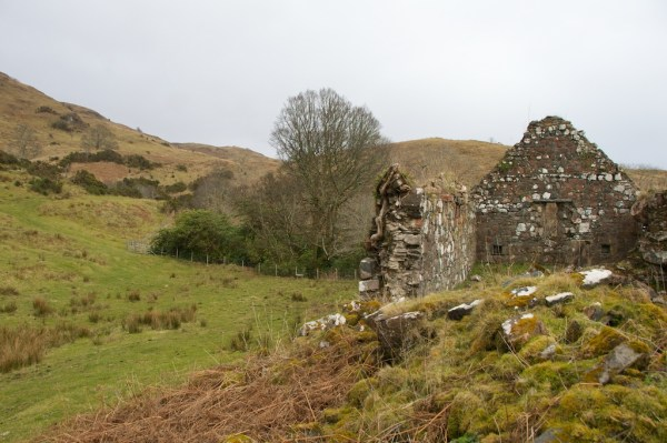 Ardchattan old church 107