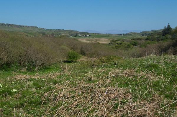 Ballachuan view JW 110
