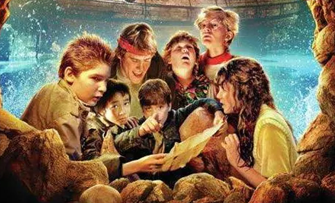 Rumor The Goonies 4k Uhd Blu Ray Coming This Summer