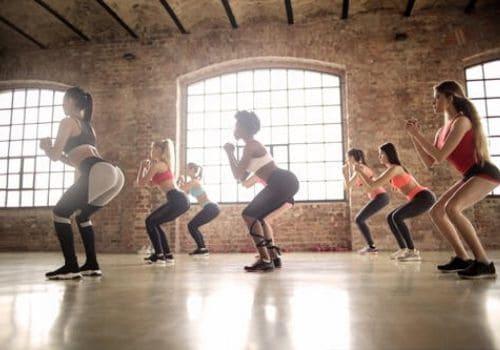 Squats Variations