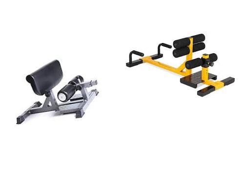 sissy squat machine