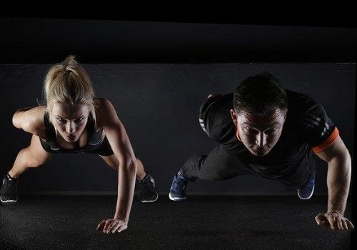 how many calories do push ups burn