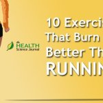 10 Exercises That Burn Fat Better Than Running