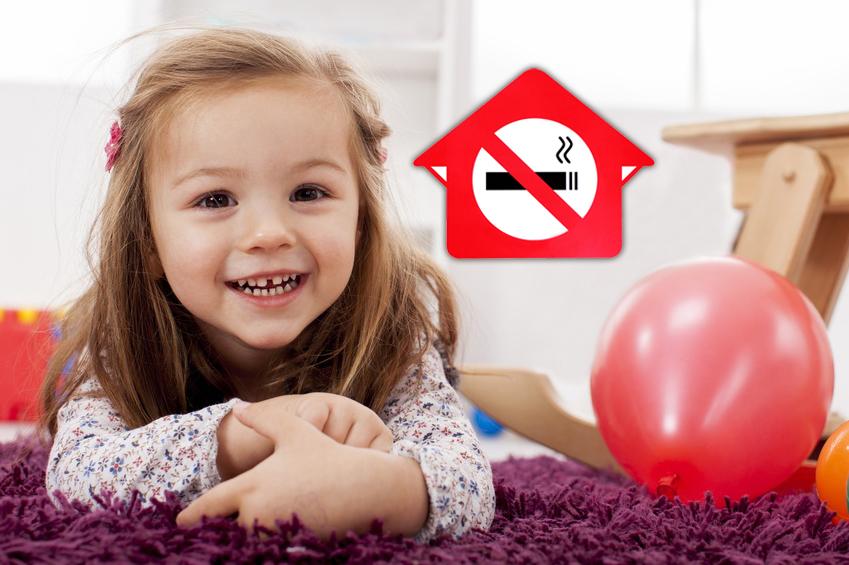 No Smoking At Home