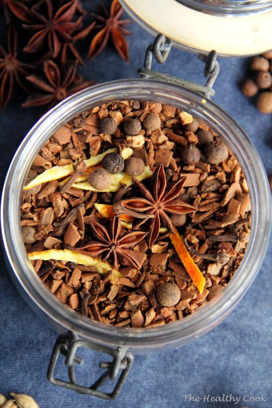 Mulling Spices & Mulled Wine – Μείγμα Μπαχαρικών για Ζεστό Αρωματικό Κρασί