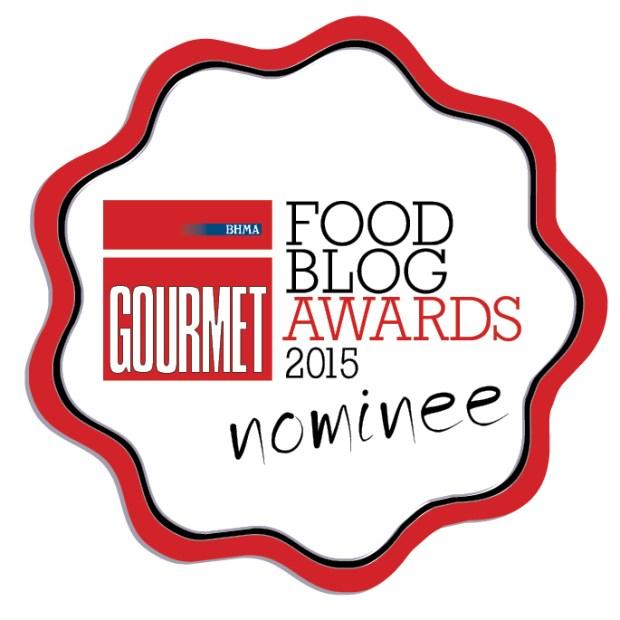 food blog awards 2015