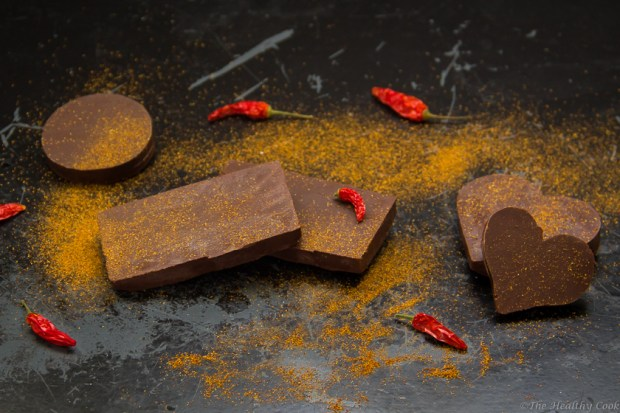 Spicy Chocolate with Cayenne Pepper – Καυτερή Σοκολάτα με Πιπέρι Καγιέν