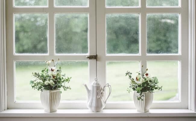 Clean Windows With Lemon Juice