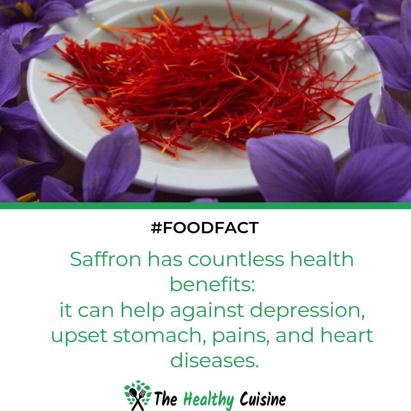 Safron Helps Against Depression